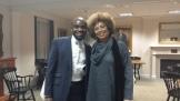 Angela Davis & Dr. Williams