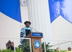 Speaking at Convocation 2014